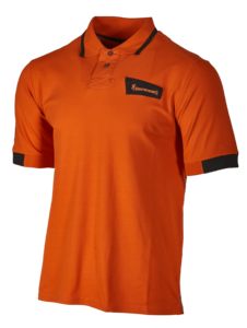 POLO, ULTRA, ARANCIONE SCURO