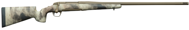 CARABINE AD OTTURATORE X-BOLT SF MC MILLAN LONG RANGE ATACS AU CK