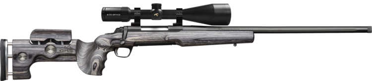 CARABINE AD OTTURATORE X-BOLT VARMINT GRS SUPER FEATHER THREADED