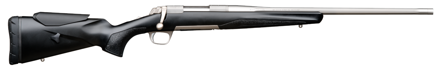 CARABINE AD OTTURATORE X-BOLT STAINLESS SF THREADED FLUTED ADJ