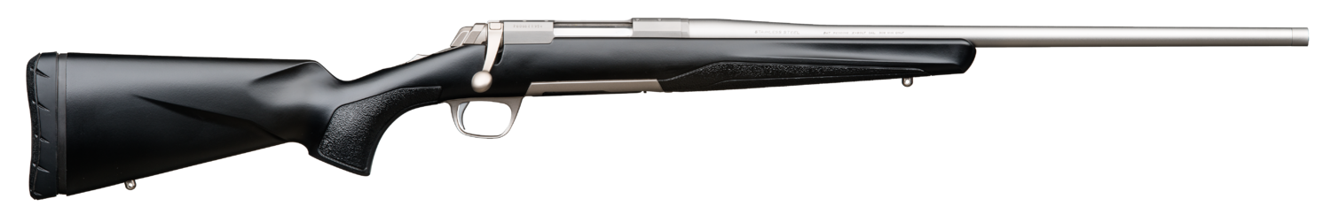 CARABINE AD OTTURATORE X-BOLT STAINLESS SF THREADED